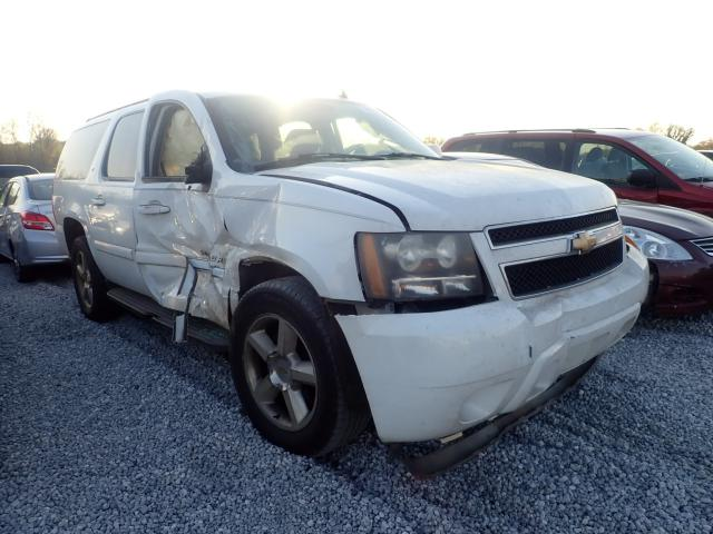 Chevrolet Suburban K salvage cars for sale: 2007 Chevrolet Suburban K