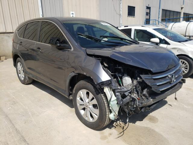 Salvage cars for sale from Copart Lawrenceburg, KY: 2012 Honda CR-V EX