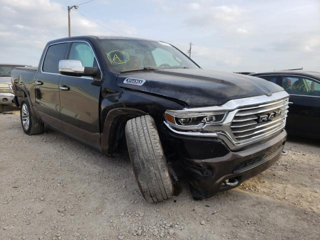 Salvage cars for sale from Copart Temple, TX: 2021 Dodge RAM 1500 Longh
