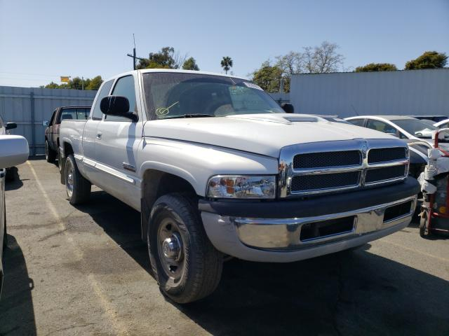 Salvage cars for sale from Copart Vallejo, CA: 1999 Dodge RAM 2500