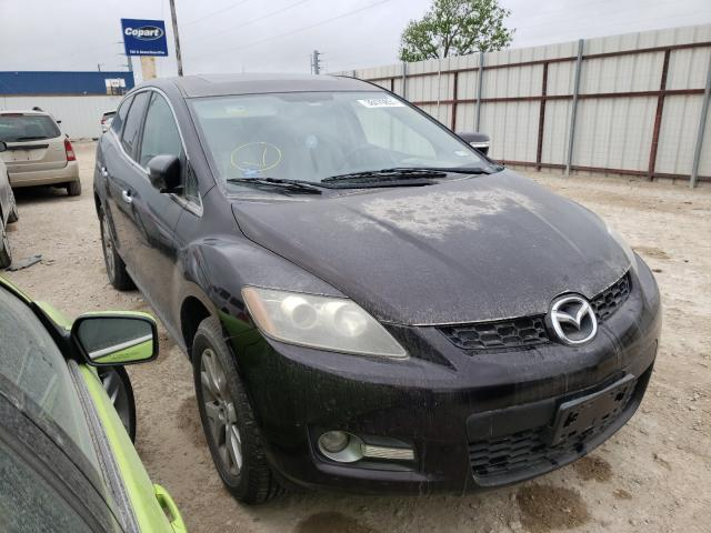 Salvage cars for sale from Copart Temple, TX: 2009 Mazda CX-7