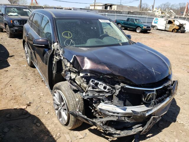 Acura salvage cars for sale: 2018 Acura MDX Techno