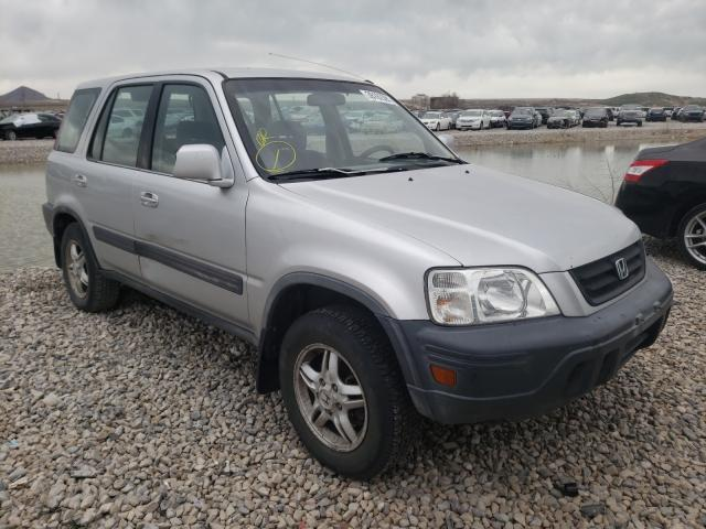 Salvage cars for sale from Copart Magna, UT: 1999 Honda CR-V EX