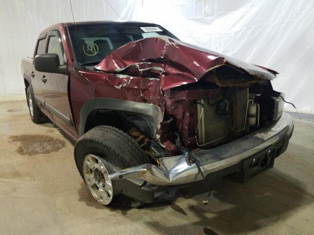 Salvage cars for sale from Copart Central Square, NY: 2008 Chevrolet Colorado L