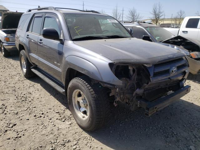 Salvage cars for sale from Copart Eugene, OR: 2003 Toyota 4runner SR