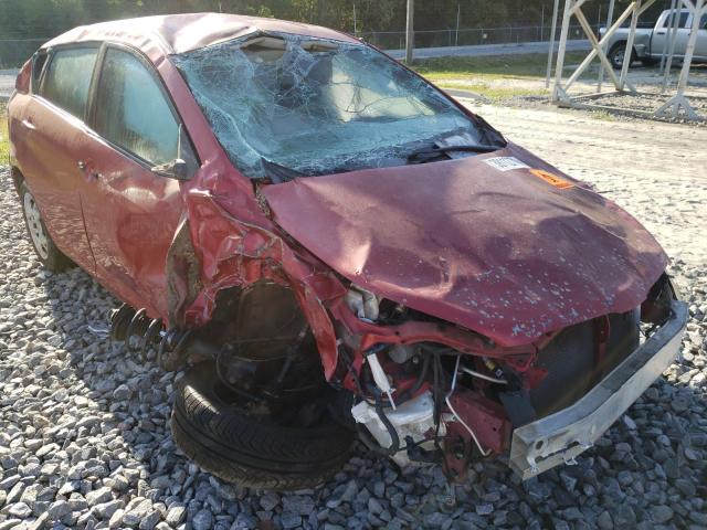 Salvage cars for sale from Copart Tifton, GA: 2009 Pontiac Vibe
