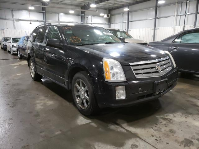 Cadillac salvage cars for sale: 2005 Cadillac SRX
