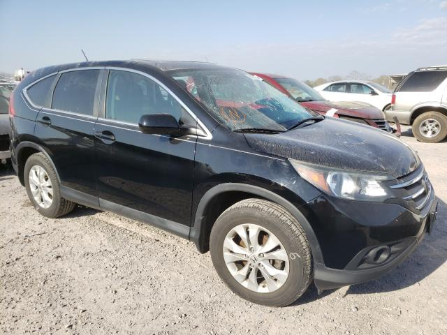 Salvage cars for sale from Copart Madisonville, TN: 2013 Honda CR-V EX
