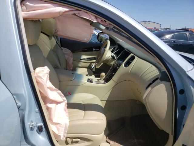 2011 INFINITI EX35 BASE JN1AJ0HR0BM852125