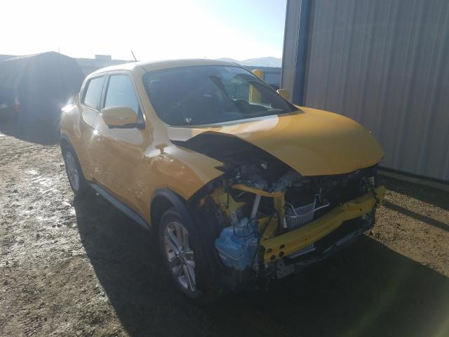 Salvage cars for sale from Copart Helena, MT: 2016 Nissan Juke S