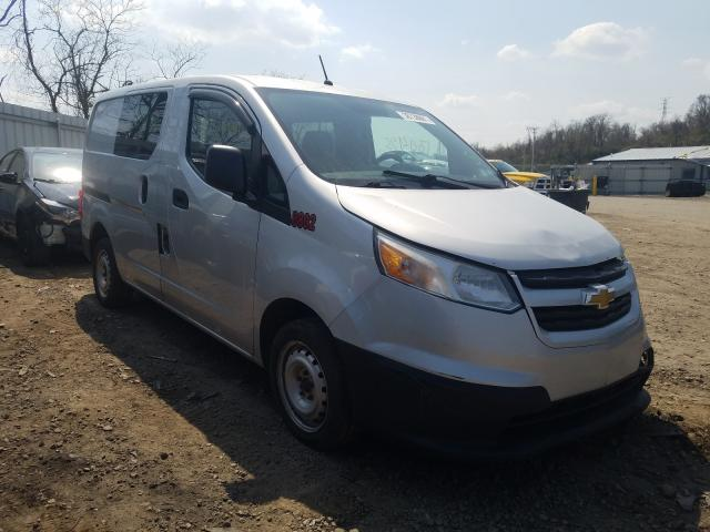 Chevrolet Express salvage cars for sale: 2015 Chevrolet Express