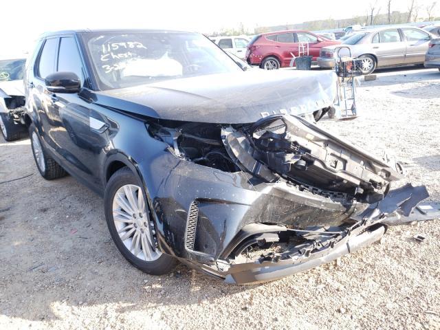 Land Rover Vehiculos salvage en venta: 2018 Land Rover Discovery
