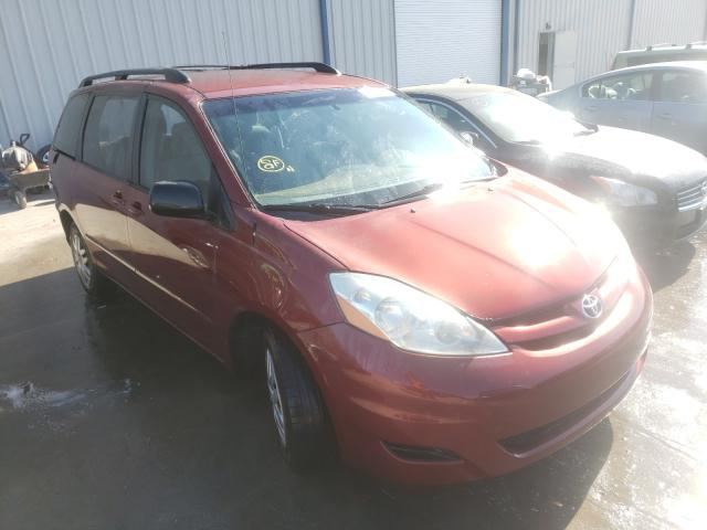 2010 TOYOTA SIENNA CE 5TDKK4CC2AS294855