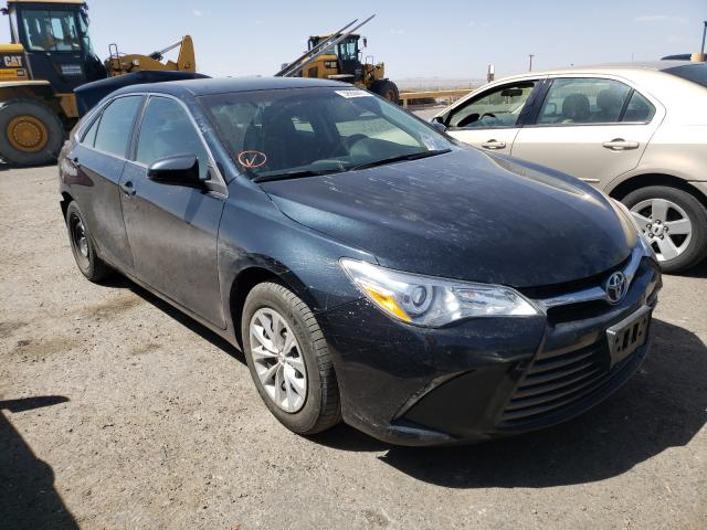 Salvage cars for sale from Copart Albuquerque, NM: 2017 Toyota Camry LE