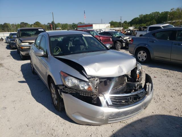 Salvage cars for sale from Copart Montgomery, AL: 2008 Honda Accord LXP