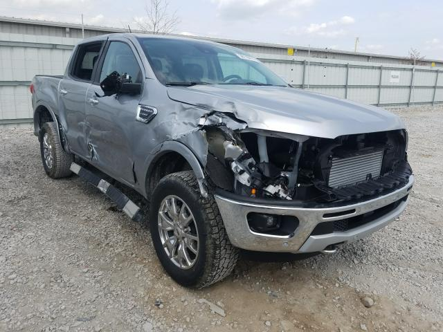Salvage cars for sale from Copart Walton, KY: 2021 Ford Ranger SUP