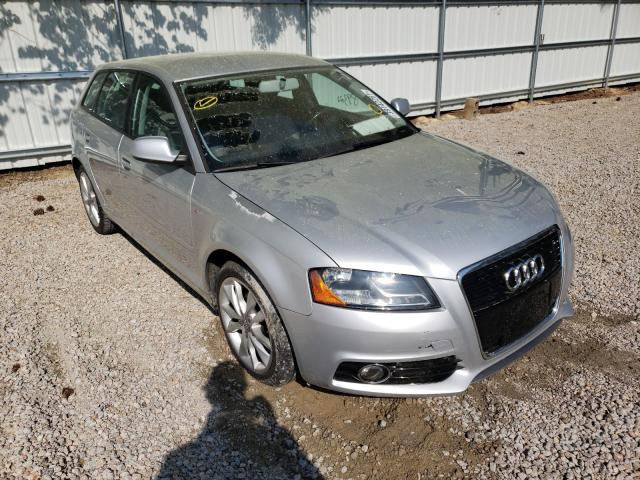 Salvage cars for sale from Copart Knightdale, NC: 2012 Audi A3 Premium
