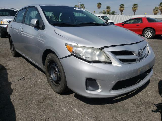 Salvage cars for sale from Copart Colton, CA: 2011 Toyota Corolla