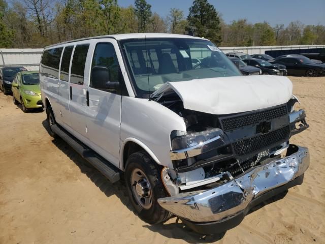 Salvage cars for sale from Copart Gaston, SC: 2020 Chevrolet Express G3