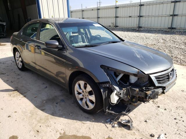Salvage cars for sale from Copart Appleton, WI: 2010 Honda Accord EXL