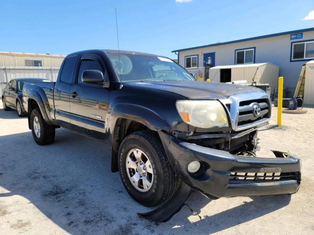 Salvage cars for sale from Copart Kapolei, HI: 2007 Toyota Tacoma Prerunner