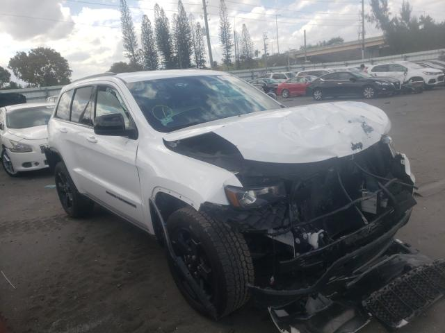 Salvage cars for sale from Copart Miami, FL: 2018 Jeep Grand Cherokee