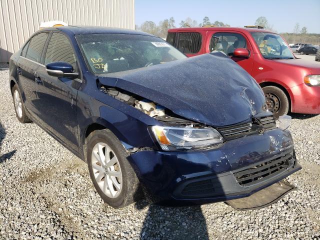 Salvage cars for sale from Copart Spartanburg, SC: 2014 Volkswagen Jetta