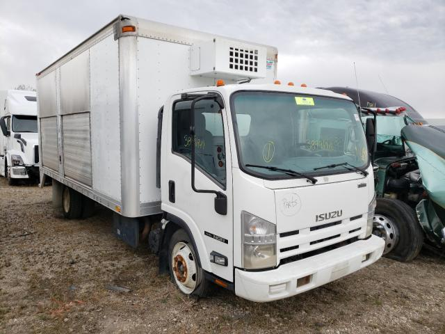 Isuzu salvage cars for sale: 2013 Isuzu NQR