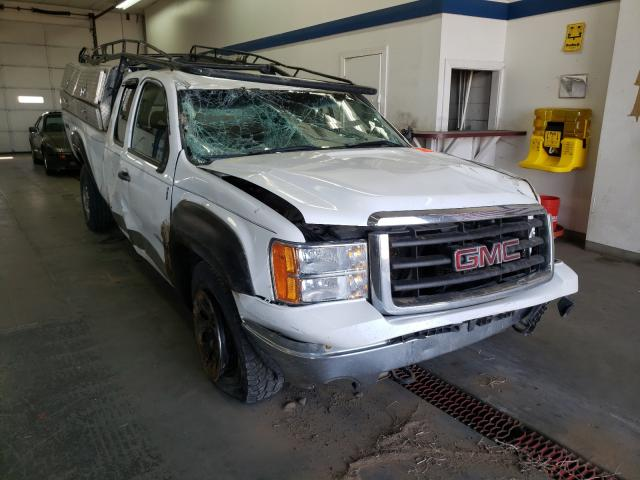 Salvage cars for sale from Copart Pasco, WA: 2007 GMC New Sierra