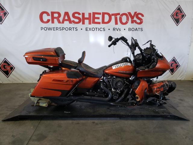 Salvage cars for sale from Copart Colton, CA: 2020 Harley-Davidson Fltrxs