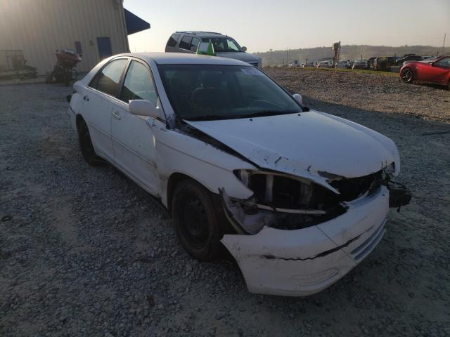 Salvage cars for sale from Copart Gainesville, GA: 2004 Toyota Camry LE