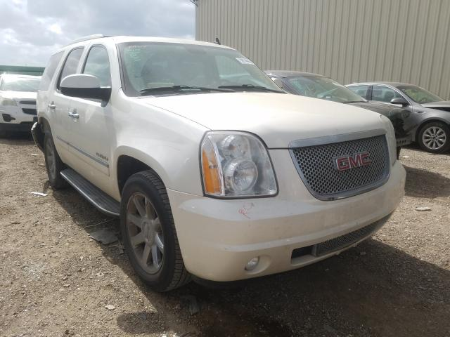 Salvage cars for sale from Copart Houston, TX: 2014 GMC Yukon Dena