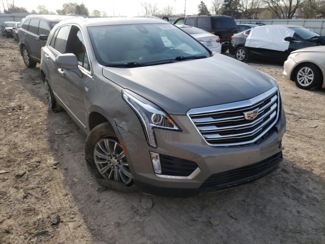 2017 Cadillac XT5 Luxury for sale in Columbus, OH