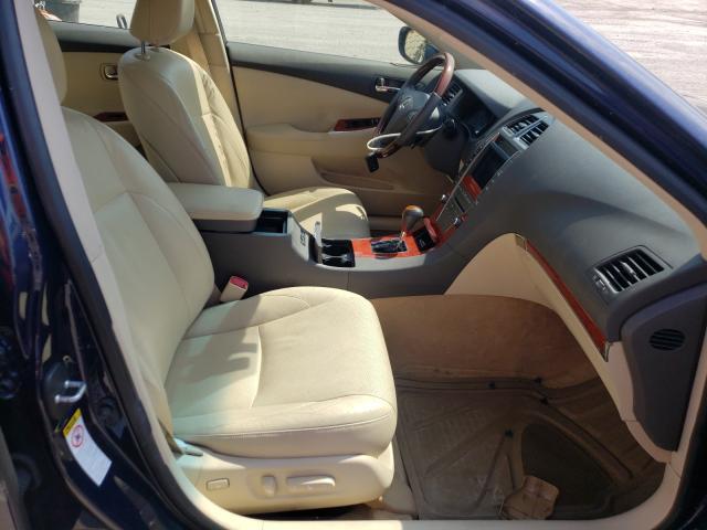2012 LEXUS ES 350 JTHBK1EG6C2512500