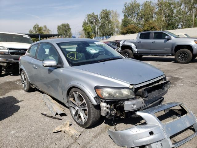 Salvage cars for sale from Copart Colton, CA: 2009 Volvo C30 T5