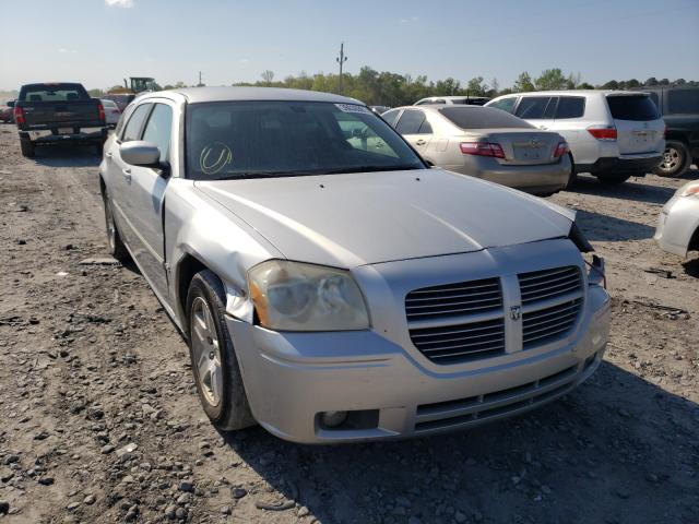 Salvage cars for sale from Copart Montgomery, AL: 2007 Dodge Magnum SXT
