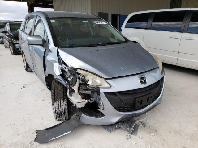 Salvage cars for sale from Copart Homestead, FL: 2012 Mazda 5