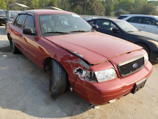 Salvage 2009 FORD CROWN VIC - Small image. Lot 38398611