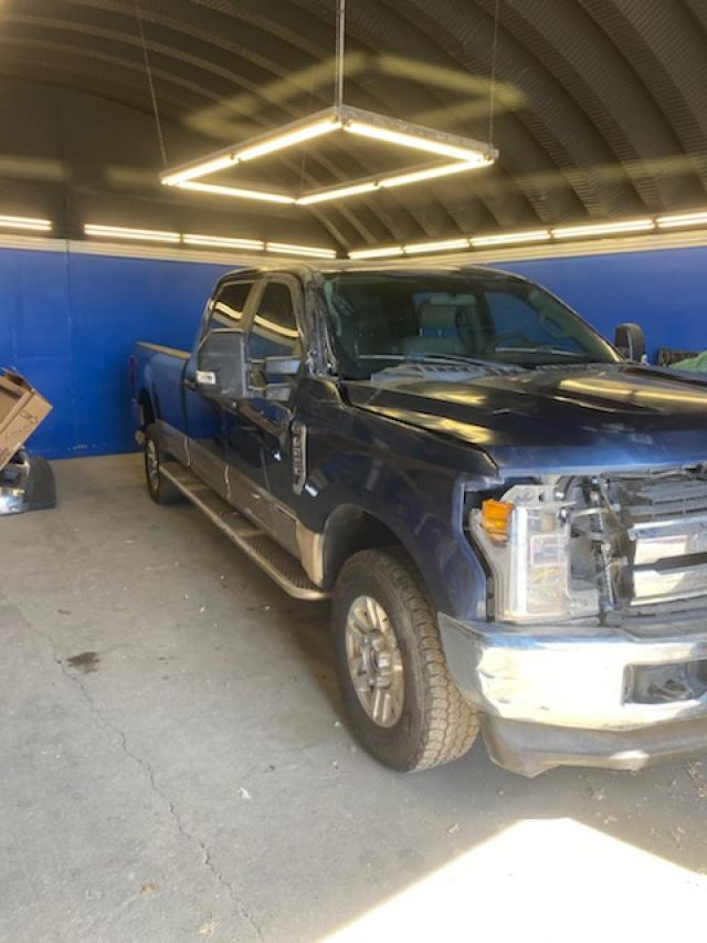 Salvage cars for sale from Copart Nampa, ID: 2019 Ford F250 Super