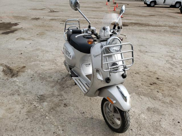 Salvage cars for sale from Copart Wichita, KS: 2016 Vespa LX 150IE