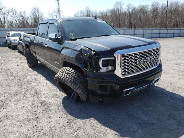 Salvage cars for sale from Copart York Haven, PA: 2015 GMC Sierra K15