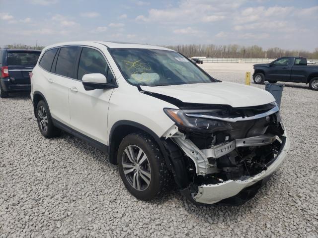 Honda Vehiculos salvage en venta: 2018 Honda Pilot EXL