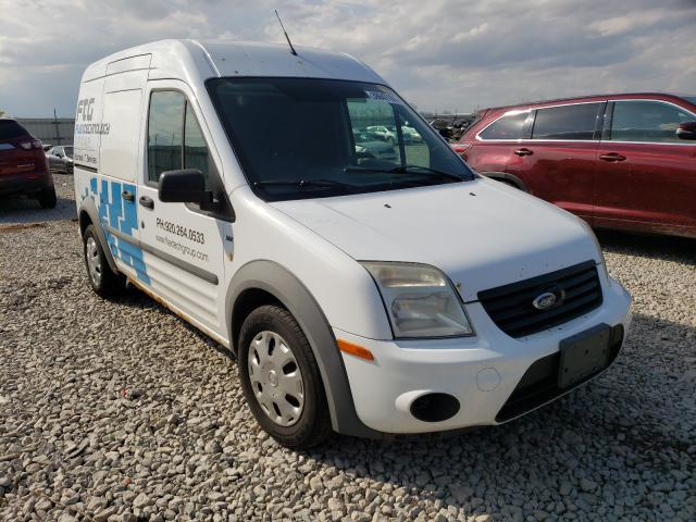 Salvage cars for sale from Copart Appleton, WI: 2010 Ford Transit
