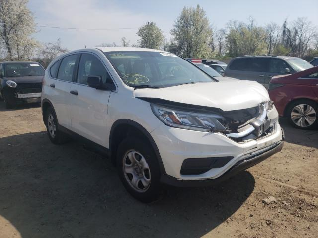 2015 Honda CR-V LX en venta en Baltimore, MD