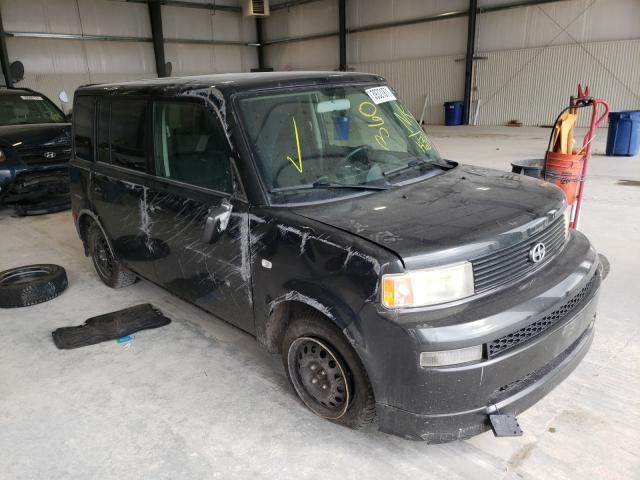 Salvage cars for sale from Copart Greenwood, NE: 2006 Scion XB