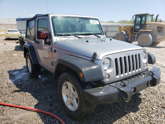 Salvage cars for sale from Copart Hueytown, AL: 2018 Jeep Wrangler S