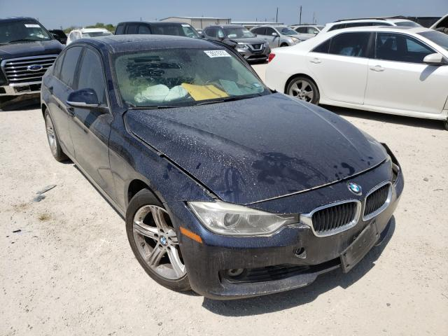 Salvage cars for sale from Copart San Antonio, TX: 2013 BMW 328 I