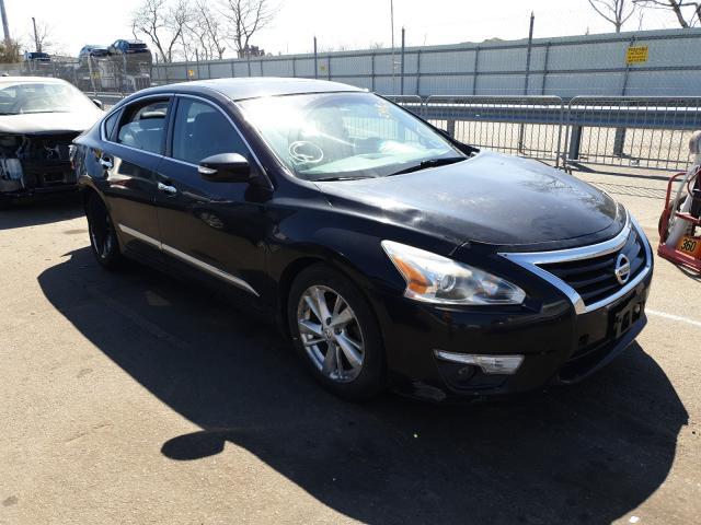 Salvage cars for sale from Copart Brookhaven, NY: 2015 Nissan Altima 2.5