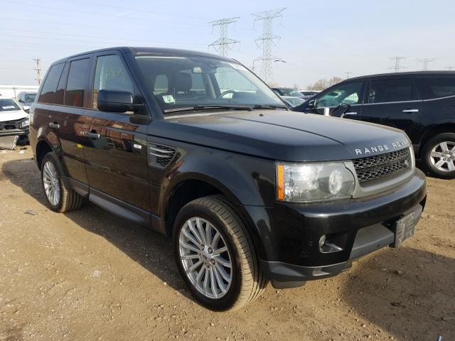 Salvage cars for sale from Copart Elgin, IL: 2011 Land Rover Range Rover