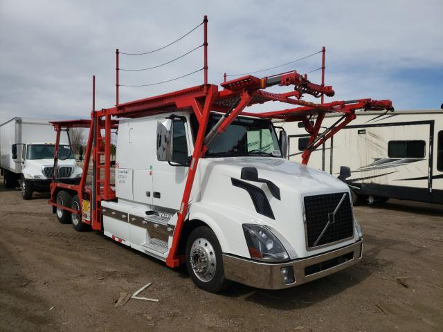 Salvage cars for sale from Copart Littleton, CO: 2013 Volvo VN VNL